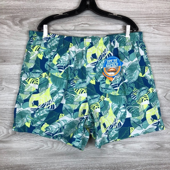 Columbia Other - Columbia Backcast II Printed Shorts